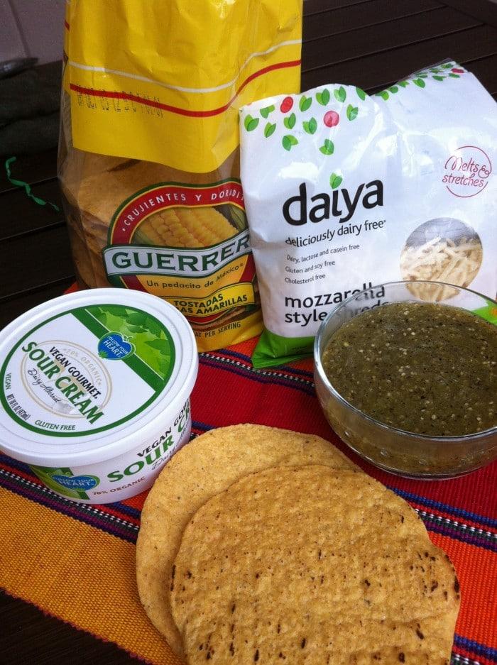 Chilaquiles,chilaquiles mexicanos,receta vegana de chilaquiles,chilaquiles veganos,receta vegana mexicana,receta vegana