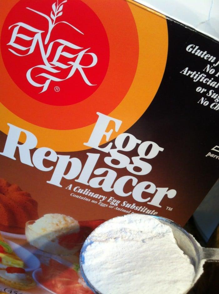 sin huevo, sustitutos de huevo, linaza molida, silken tofu, pure de manzana, platano maduro, agar-agar