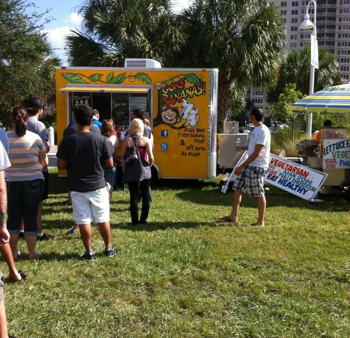 Festival vegetariano en Tampa, Florida