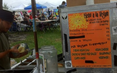 Festival vegetariano en Orlando, Florida