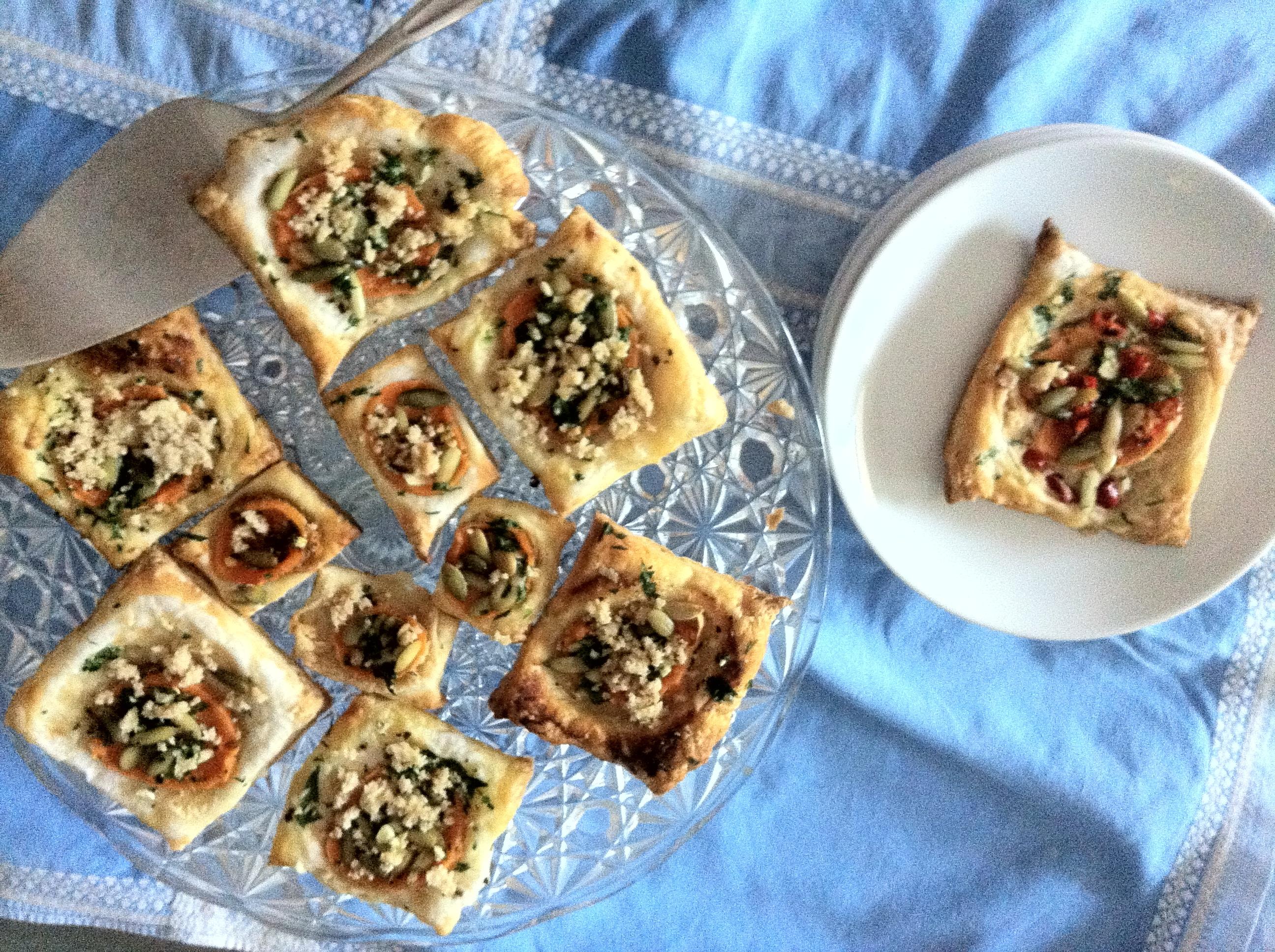 Receta deliciosa de Galletas de boniato o camote.