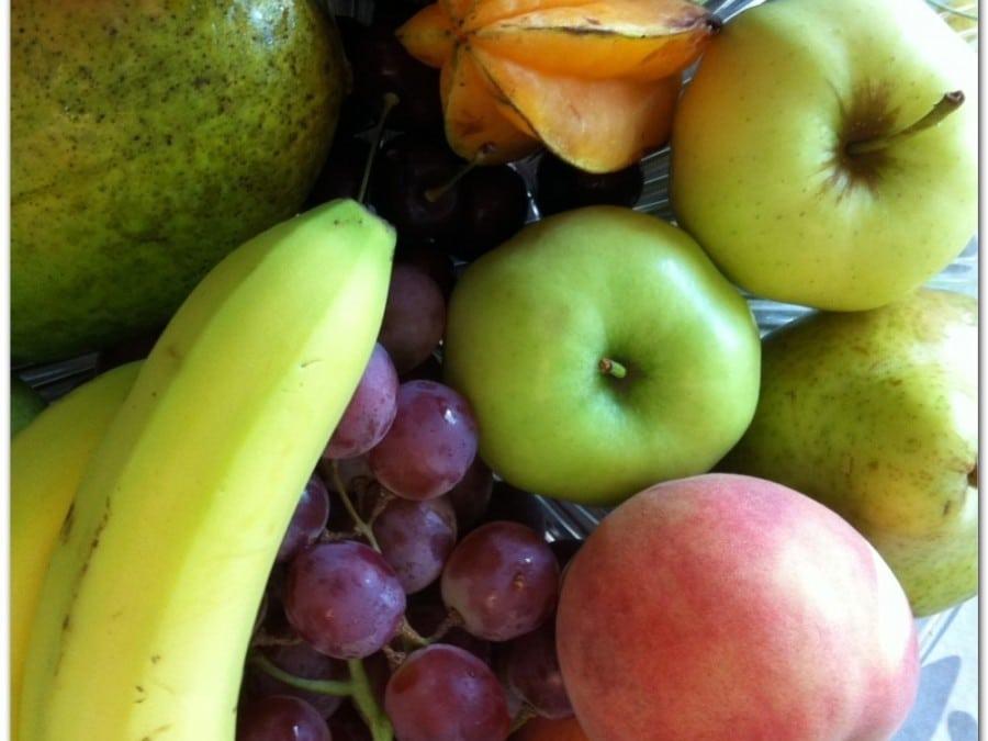 Recomendaciones para no desperdiciar fruta y verdura