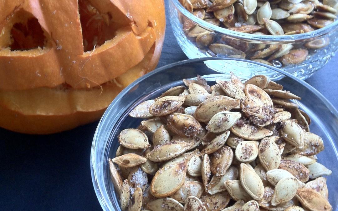 Pepitas o semillas de calabaza