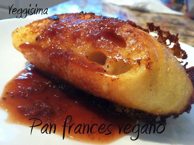 pan francés vegano, desayuno vegano, compota de berries, berries
