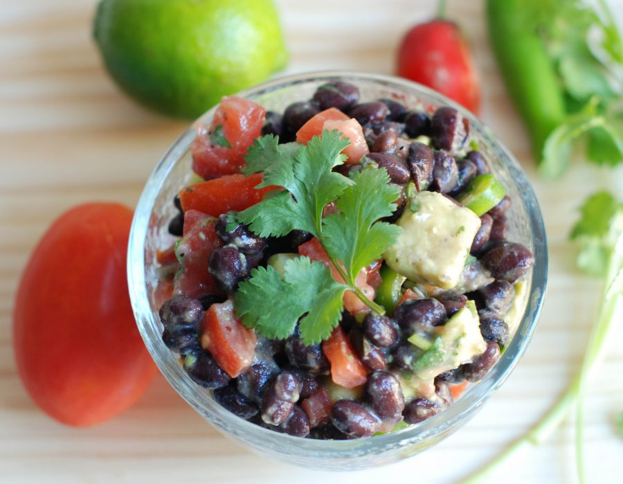Ensaladas altas en proteína,recetas de ensaladas altas en proteína de origen vegetal,Recetas veganas altas en proteína,5 ensaladas altas en proteina