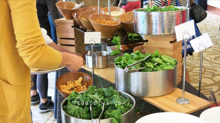 5 ensaladas altas en proteína