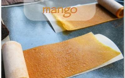Rollitos de mango
