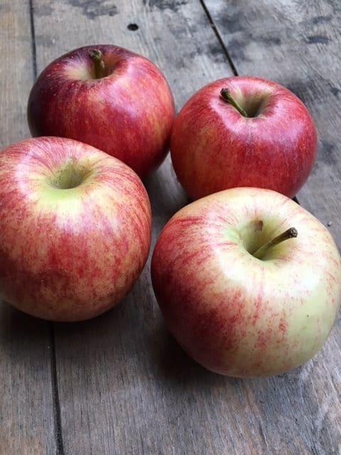 receta de puré de manzana casero