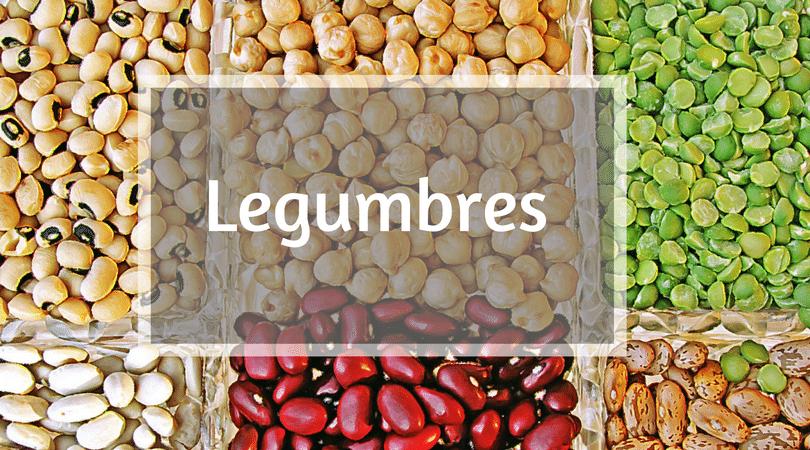 Cómo incluir más legumbres en nuestra alimentación diaria