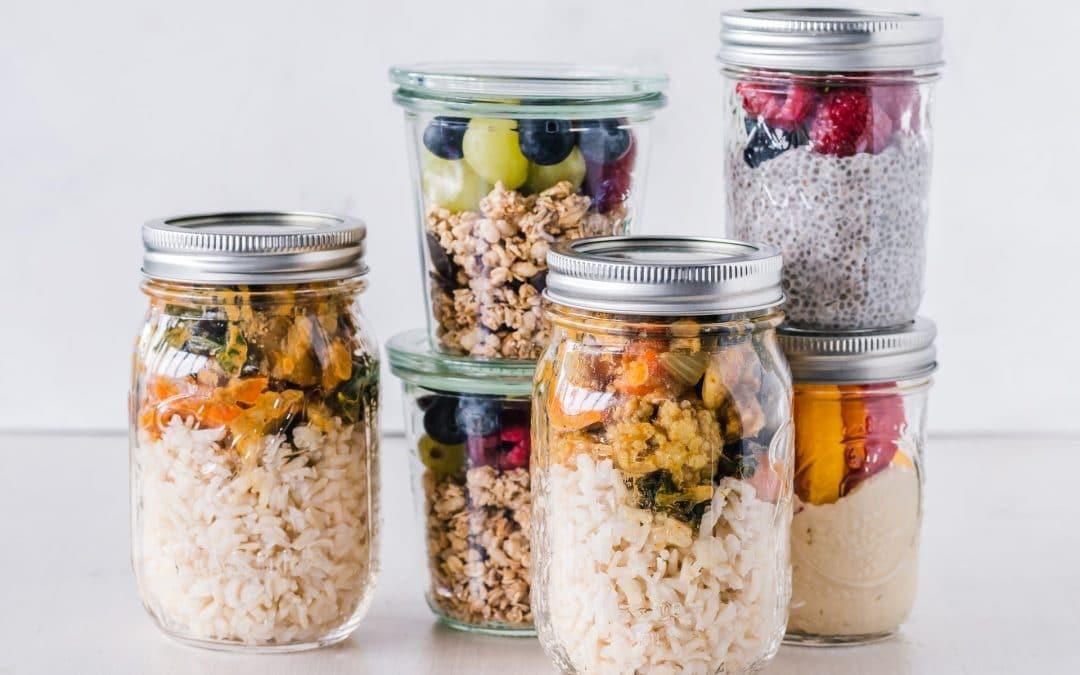 5 consejos para planificar tus comidas semanales